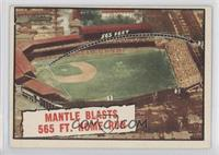 Baseball Thrills: Mantle Blasts 565 Ft. Home Run (Mickey Mantle)