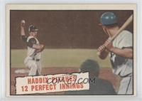 Baseball Thrills: Haddix Pitches 12 Perfect Innings (Harvey Haddix)