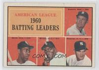 Al Smith, Minnie Minoso, Moose Skowron