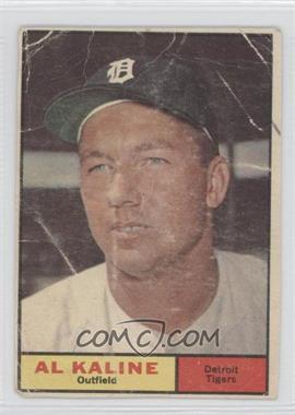1961 Topps #429 - Al Kaline