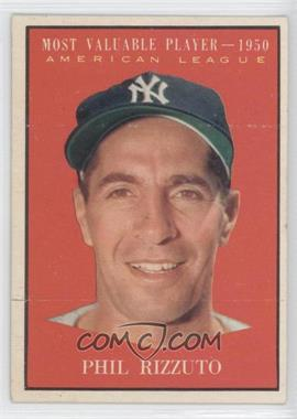 1961 Topps #471 - Phil Rizzuto