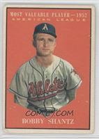 Bobby Shantz (AL MVP) [Good to VG‑EX]