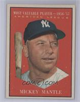 American League Most Valuable Player (Mickey Mantle) [Excellent]