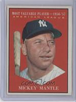American League Most Valuable Player (Mickey Mantle) [Good to VG&#820…
