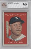 American League Most Valuable Player (Mickey Mantle) [BVG 6.5]