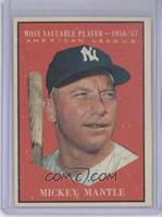 American League Most Valuable Player (Mickey Mantle)
