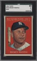 American League Most Valuable Player (Mickey Mantle) [SGC 60]