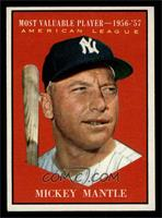 American League Most Valuable Player (Mickey Mantle) [EX MT]
