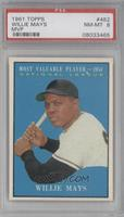 Willie Mays [PSA 8]