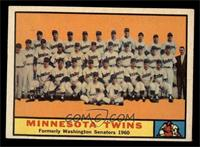 Minnesota Twins Team [EX MT]