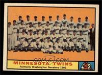 Minnesota Twins Team [EXMT]