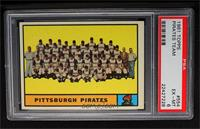Pittsburgh Pirates Team [PSA6]