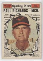 Paul Richards [GoodtoVG‑EX]