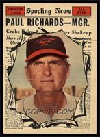 Paul Richards [EX]