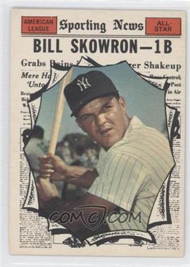 1961 Topps #568 - Moose Skowron