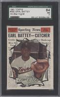 Earl Battey [SGC84]