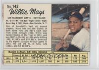 Willie Mays [Authentic]