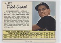 Dick Groat [GoodtoVG‑EX]