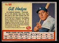 Gil Hodges [EXMT]