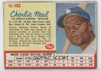 Charlie Neal