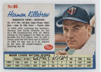 Harmon Killebrew [Authentic]