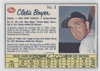 Clete Boyer [Authentic]