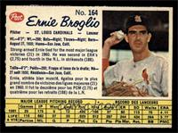 Ernie Broglio [EX]