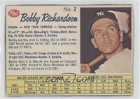Bobby Richardson [Good to VG‑EX]