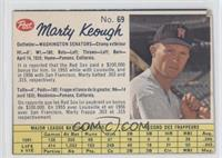 Marty Keough [Authentic]