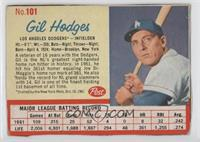 Gil Hodges [Authentic]