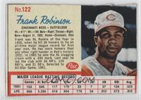 Frank Robinson [Authentic]