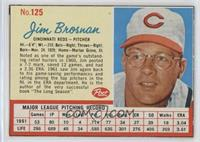 Jim Brosnan