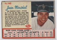 Juan Marichal [Authentic]
