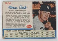 Norm Cash (Throws Left)