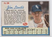 Jim Landis [Authentic]