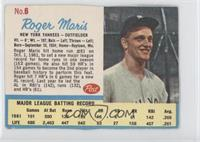 Roger Maris (Post logo on back) [Authentic]