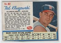 Ted Kluszewski [Authentic]