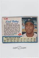 Earl Battey [Authentic]