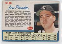 Leo Posada [Good to VG‑EX]
