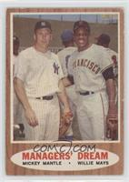 Managers' Dream (Mickey Mantle, Willie Mays) [Poor to Fair]