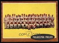 Philadelphia Phillies Team [VG]
