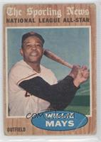 Willie Mays (All-Star) [Poor]