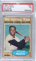 Willie Mays (All-Star) [PSA 7]