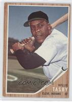 Willie Tasby (No logo on cap)