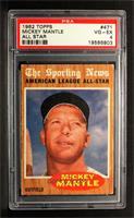 Mickey Mantle (All-Star) [PSA 4]
