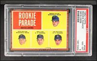 Rookie Parade - Bernie Allen, Rich Rollins, Phil Linz, Joe Pepitone [PSA8]