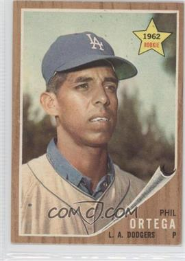 1962 Topps - [Base] #69 - Phil Ortega