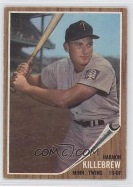 1962 Topps - [Base] #70 - Harmon Killebrew