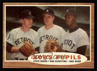 Bob's Pupils (Steve Boros, Bob Schafer, Jake Wood) [NMMT]