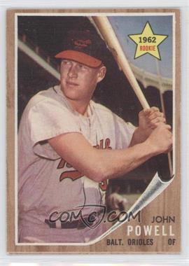 1962 Topps - [Base] #99 - John Powell